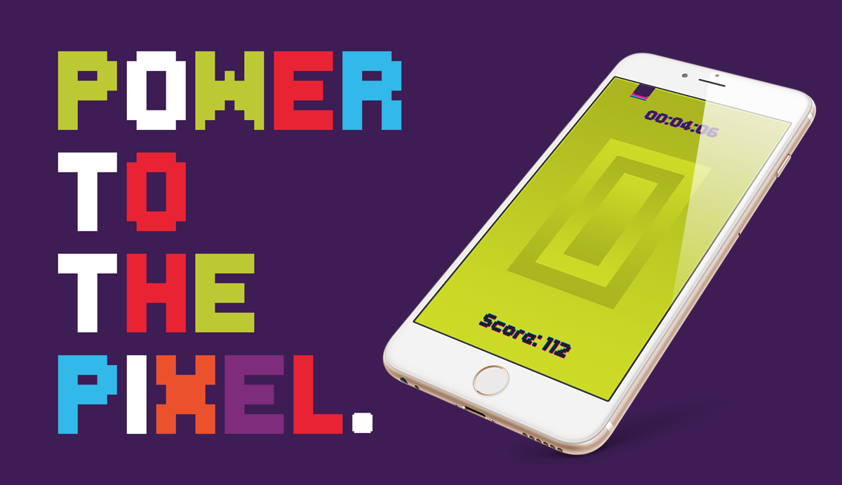 Power to the pixel! | Pixel Dash