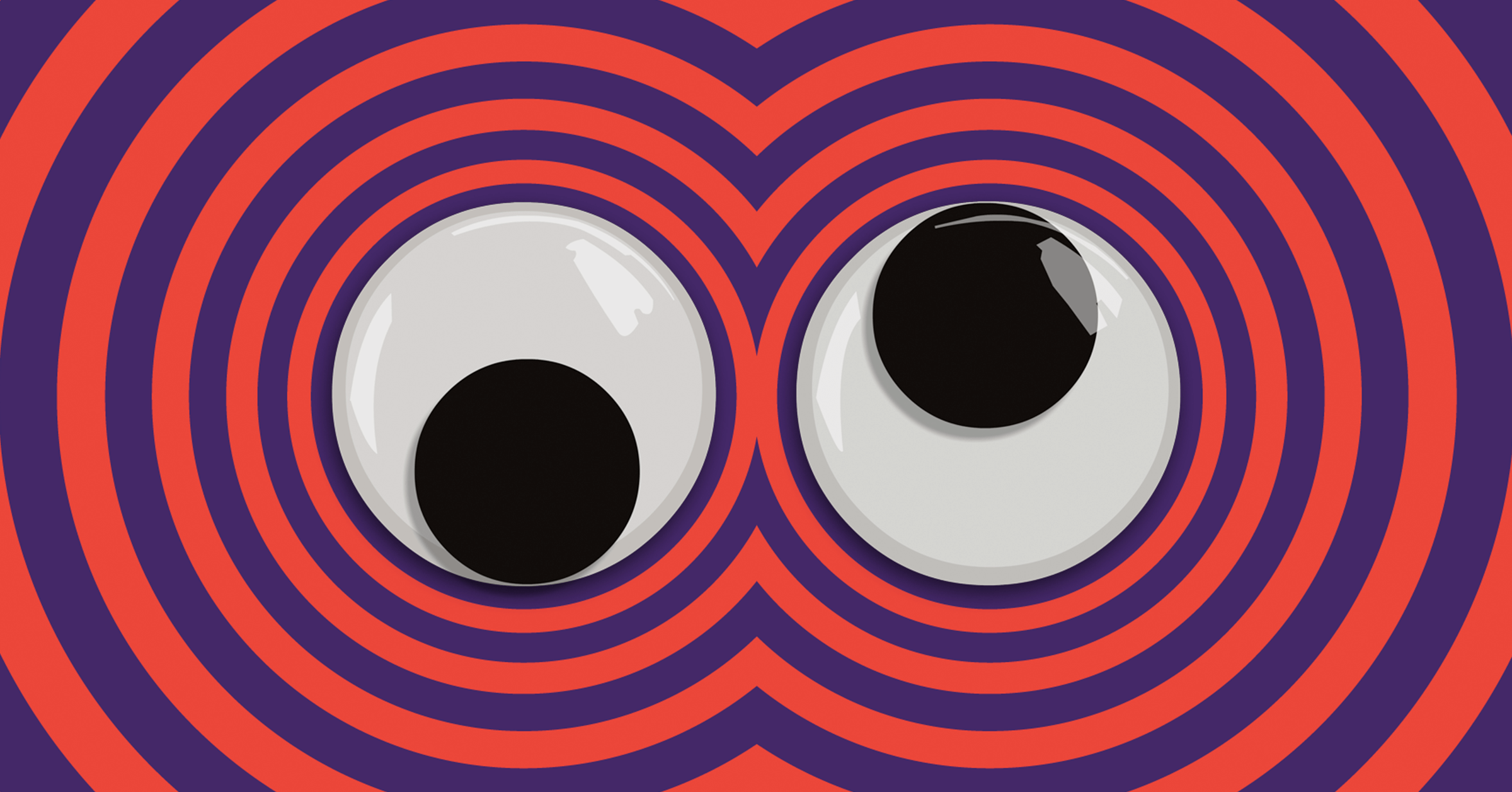 Googly Eye Animated iMessage Stickers by Ibbleobble