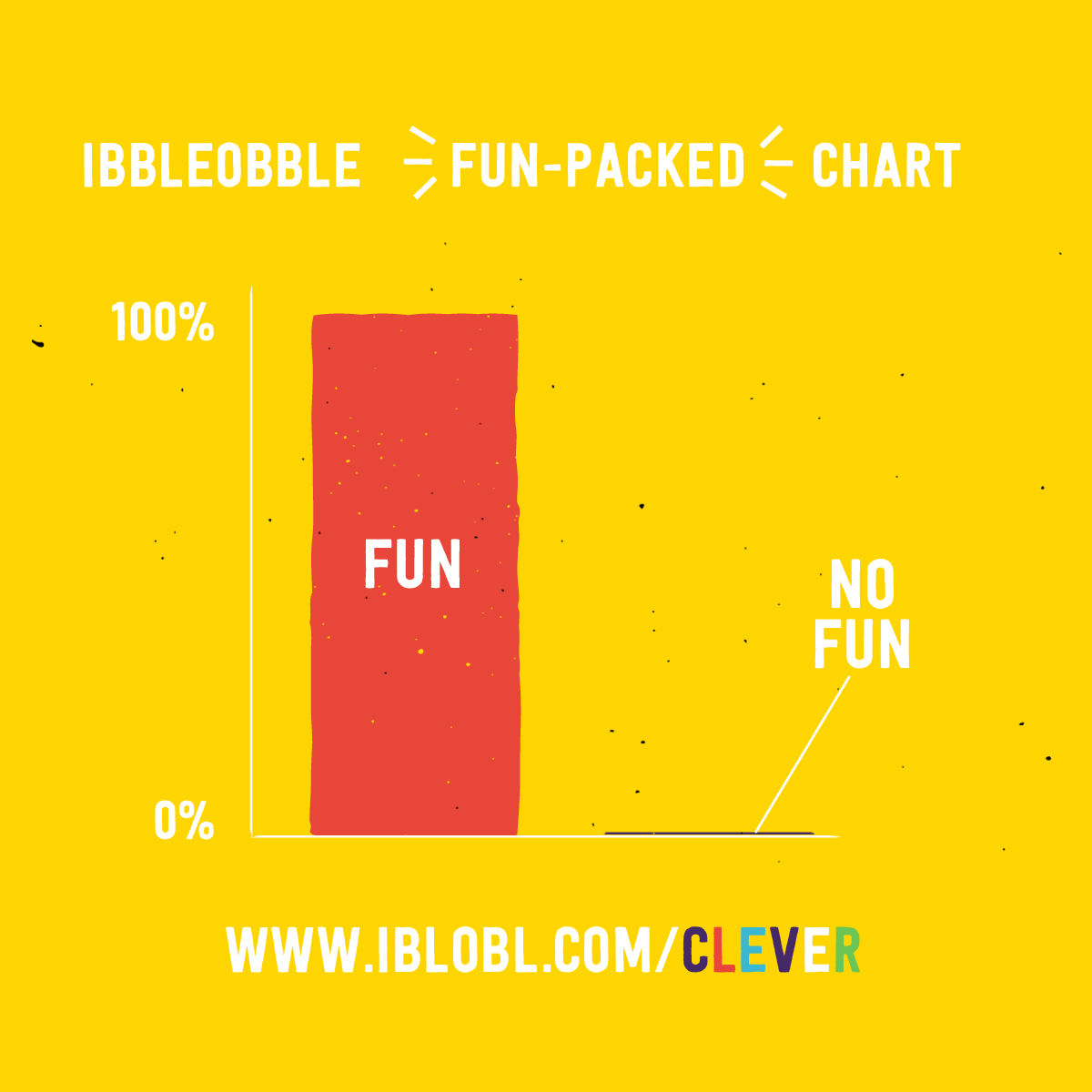 Ibbleobble is 100% Fun-packed