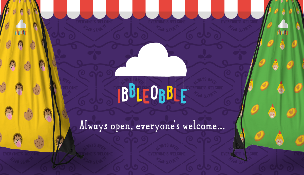 Ibbleobble Shop is now open