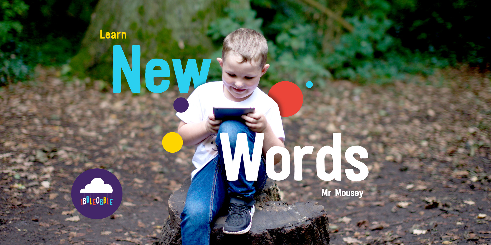 Educational Game For Kids - Words with Ibbleobble