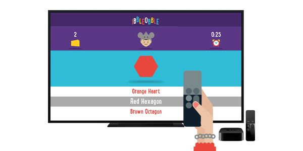 Applet TV games by Ibbleobble