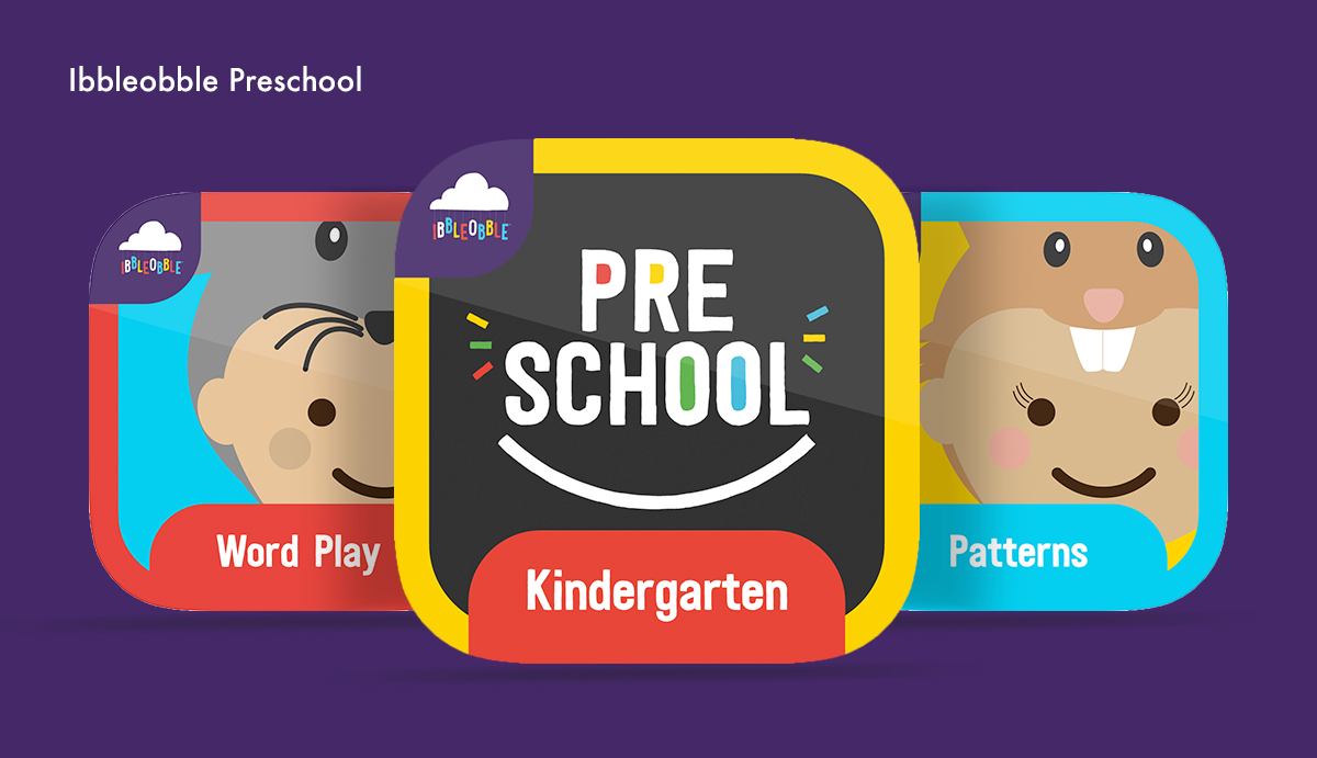 Ibbleobble Preschool Bundle