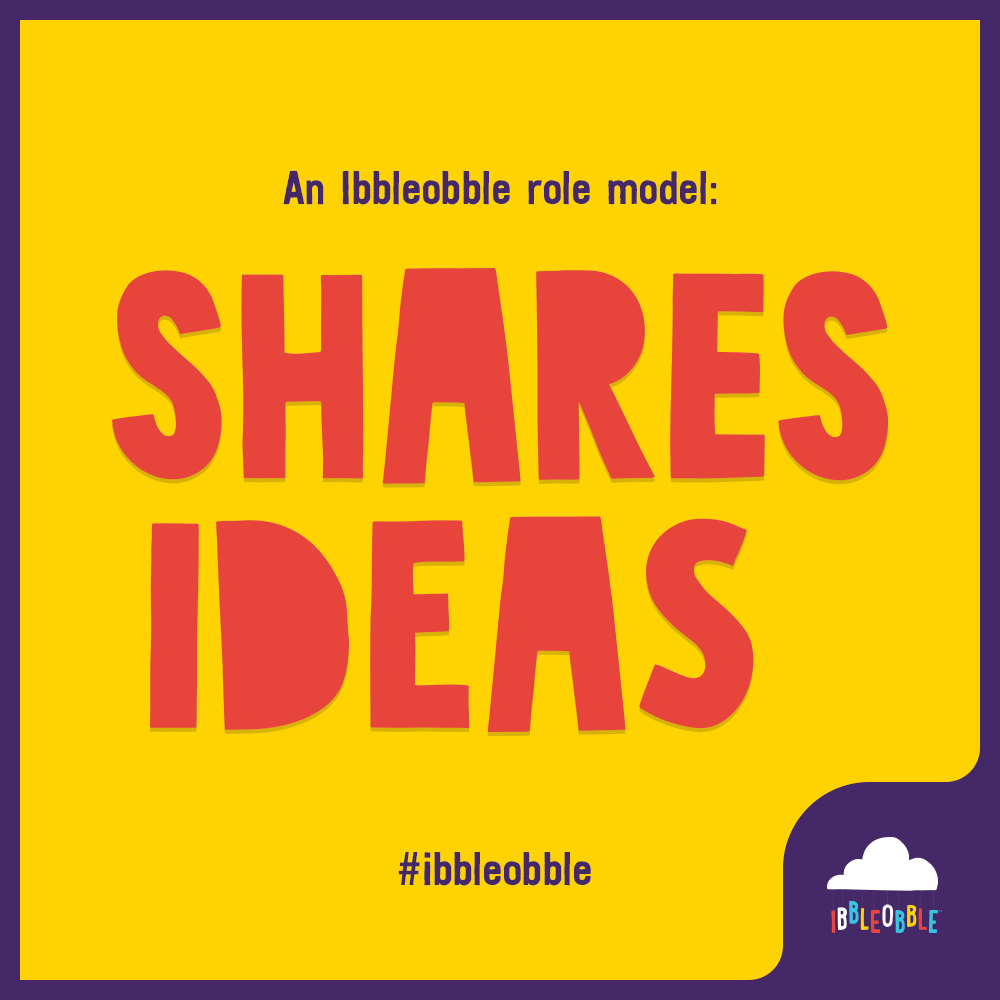 Ibbleobble Role Model - Share