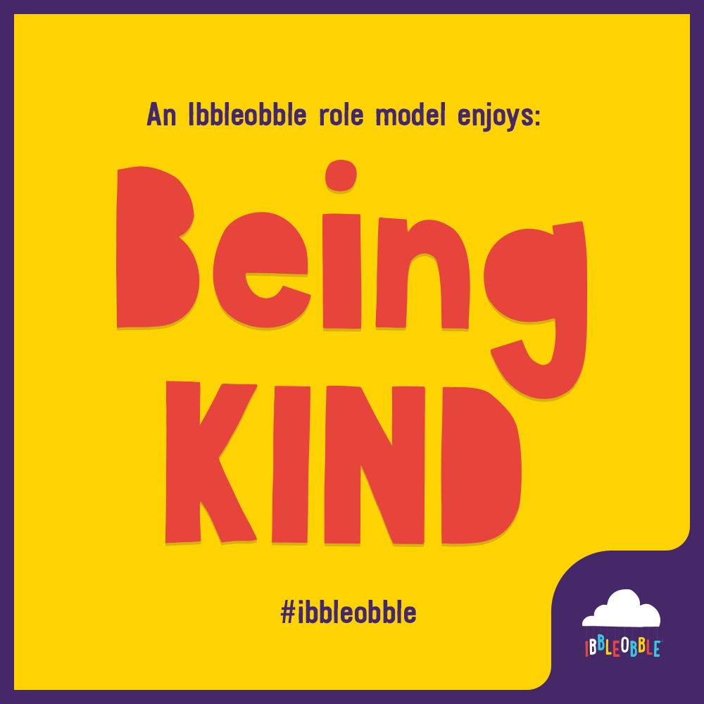Ibbleobble Role Model - Kind