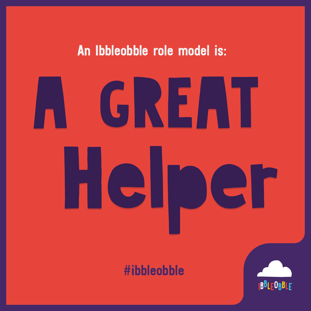 Ibbleobble Role Model - Help