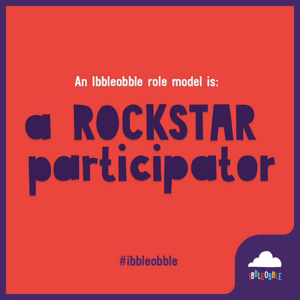 Ibbleobble Role Model - Rockstar