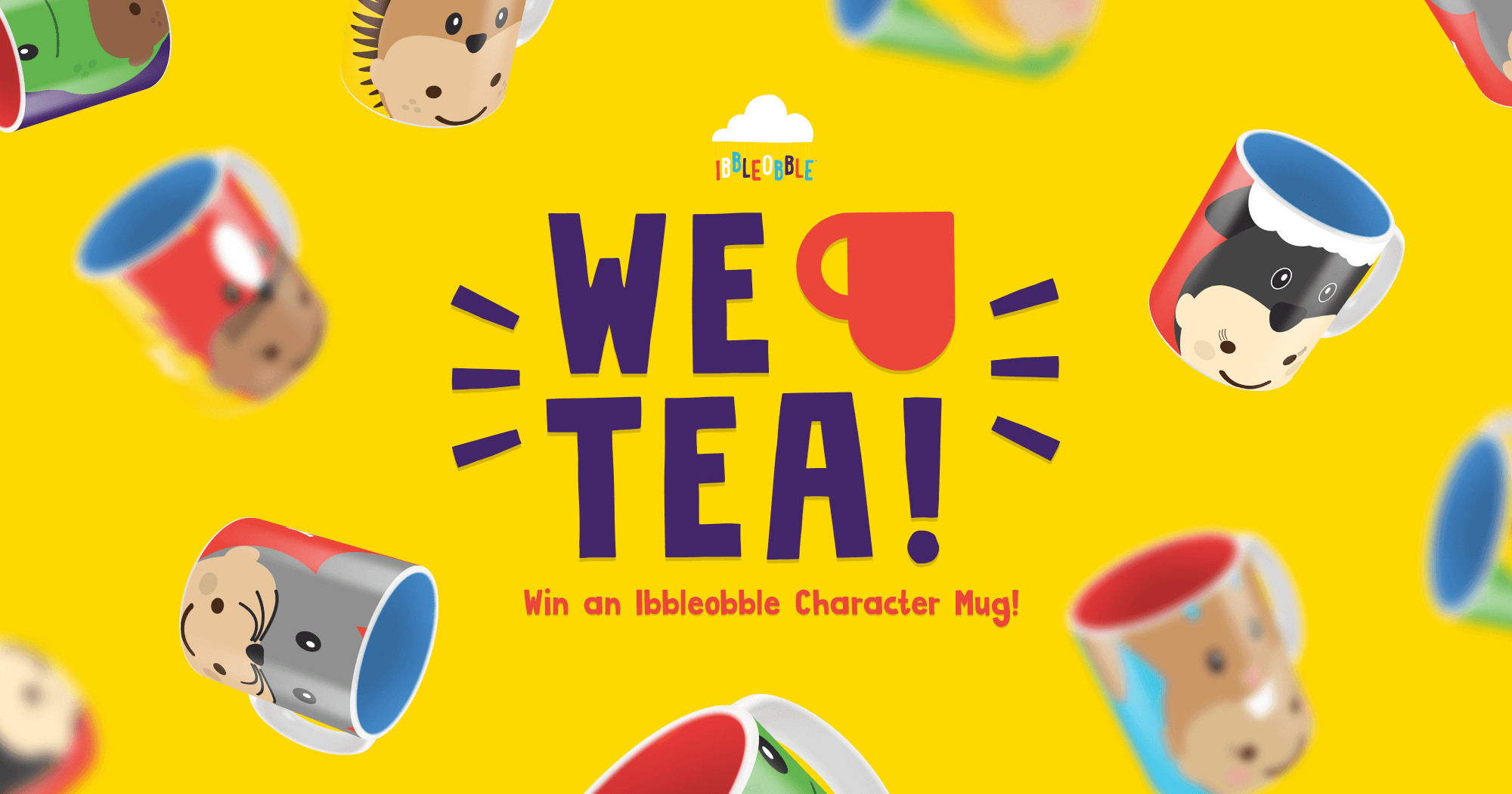 Win an Ibbleobble Character Mug