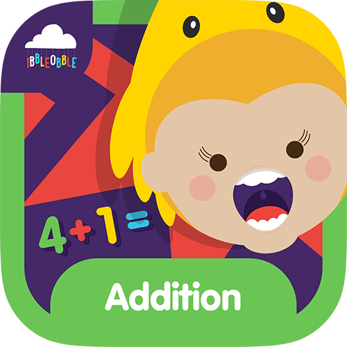 A fun, educational Addition practice game