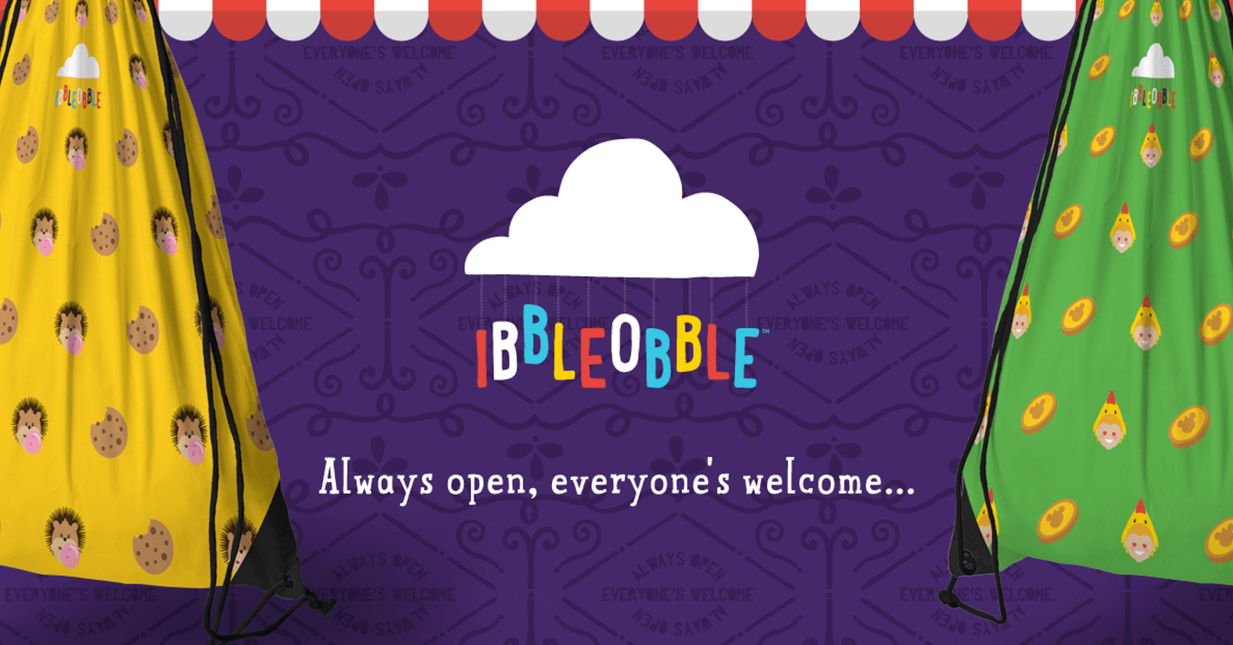 Shop 'til you drop! The Ibbleobble store is now open!
