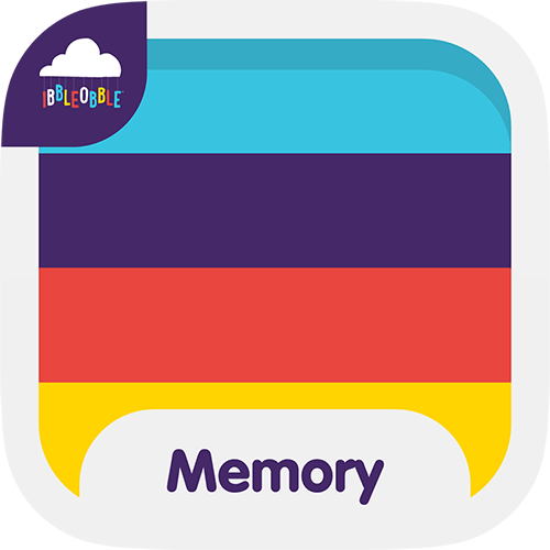 Memory brain training game