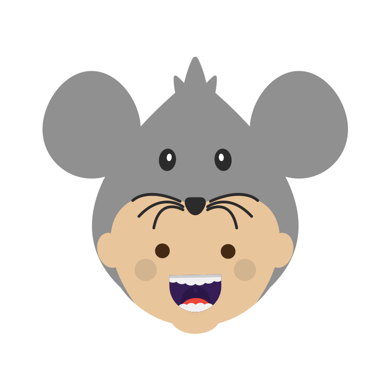 Ibbleobble® Mr Mousey