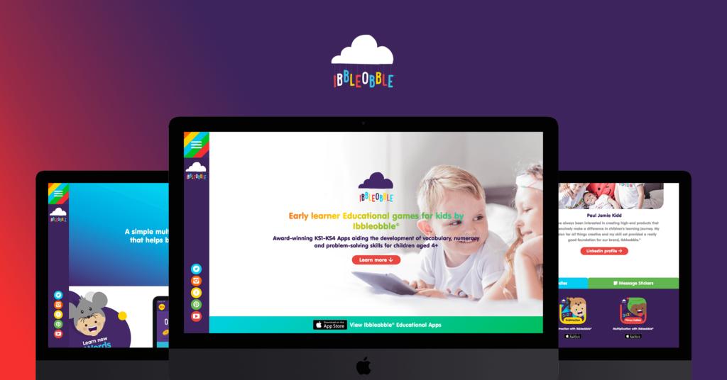 Check out Ibbleobble's brand new website!