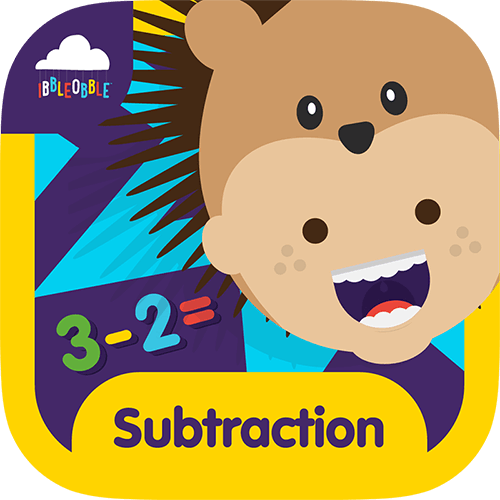 A KS1 and KS2 Subtraction recall game