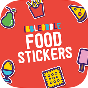 Yummy iMessage Food Stickers that are good enough to eat!