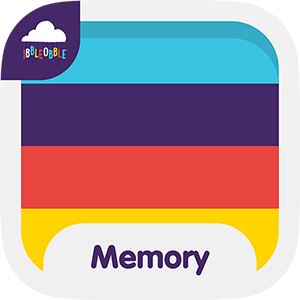 Memory with Ibbleobble® Educational Game