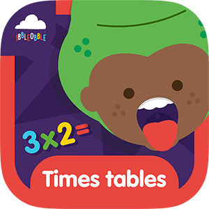 KS1-KS4 ultimate times tables maths recall game