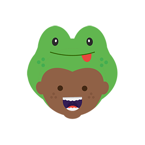 Tom the frog