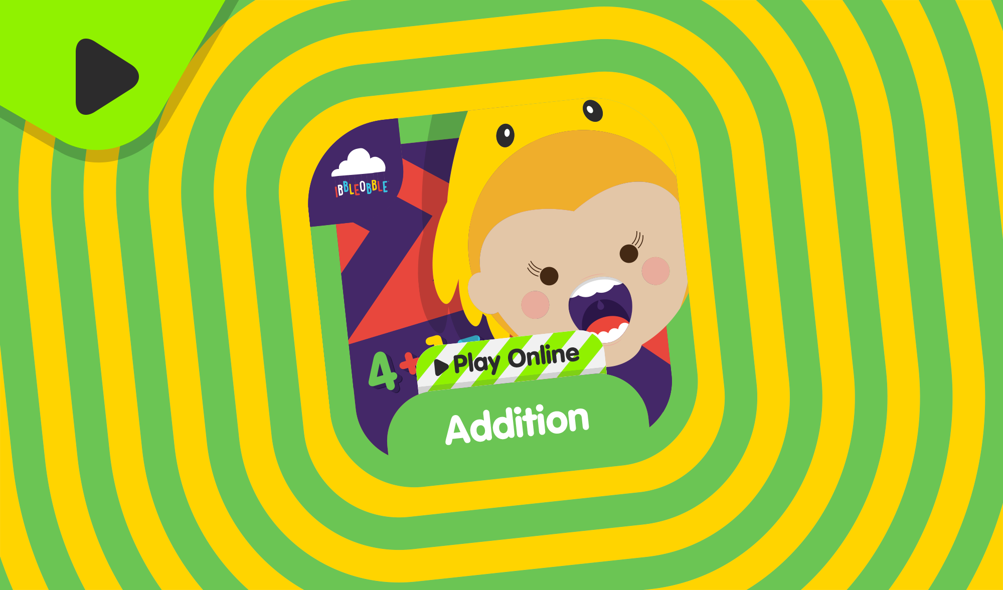 Play Addition With Ibbleobble Online