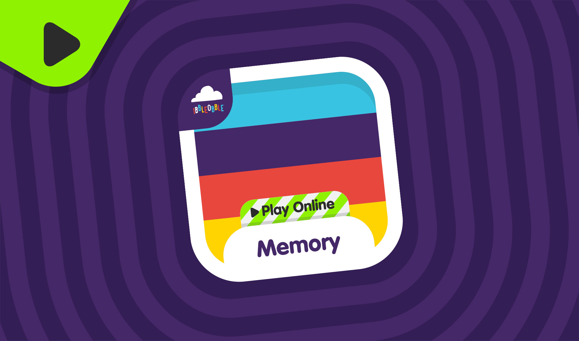 Play Memory With Ibbleobble Online