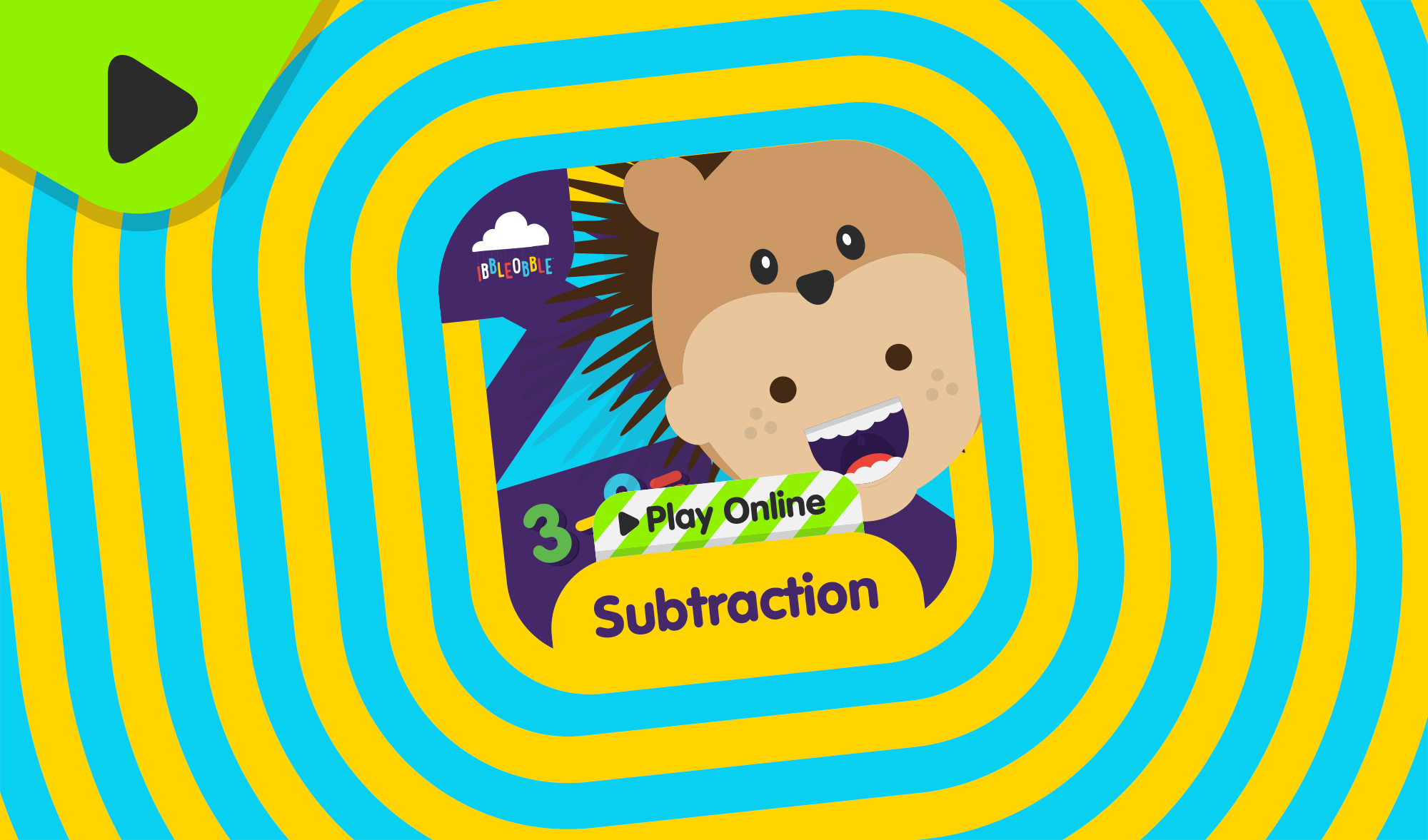 Play Subtraction With Ibbleobble Online