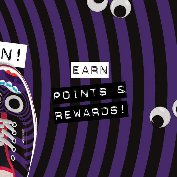 Earn Rewards and Points...
