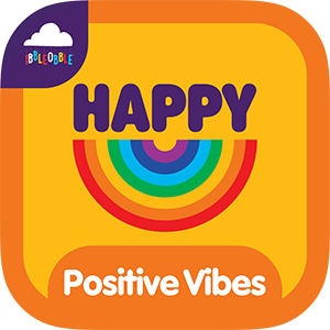Happy Stickers By Ibbleobble Icon